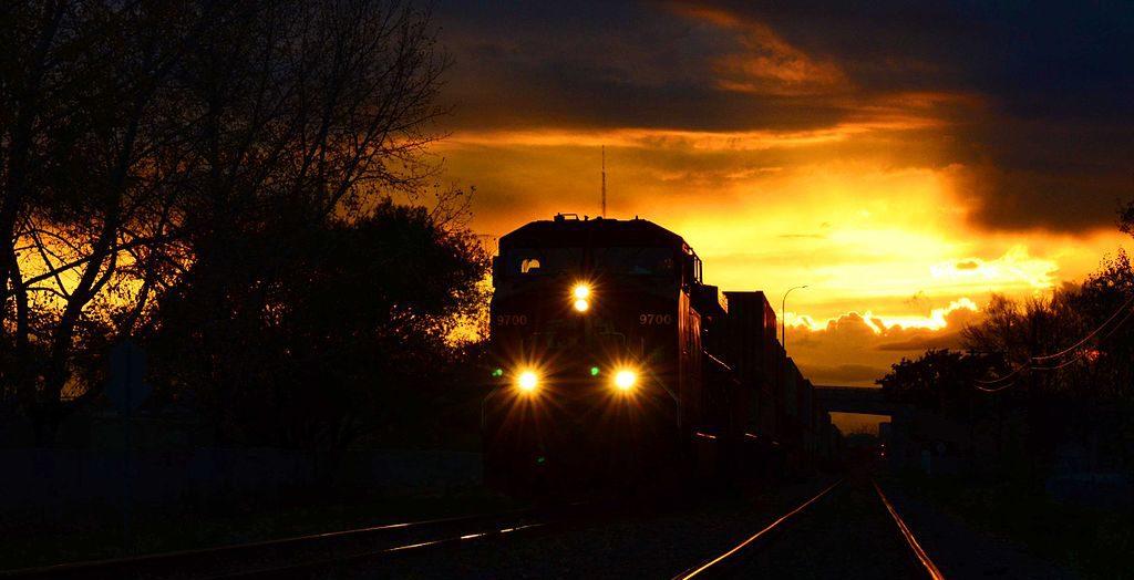 Jason Aldean's Night Train
