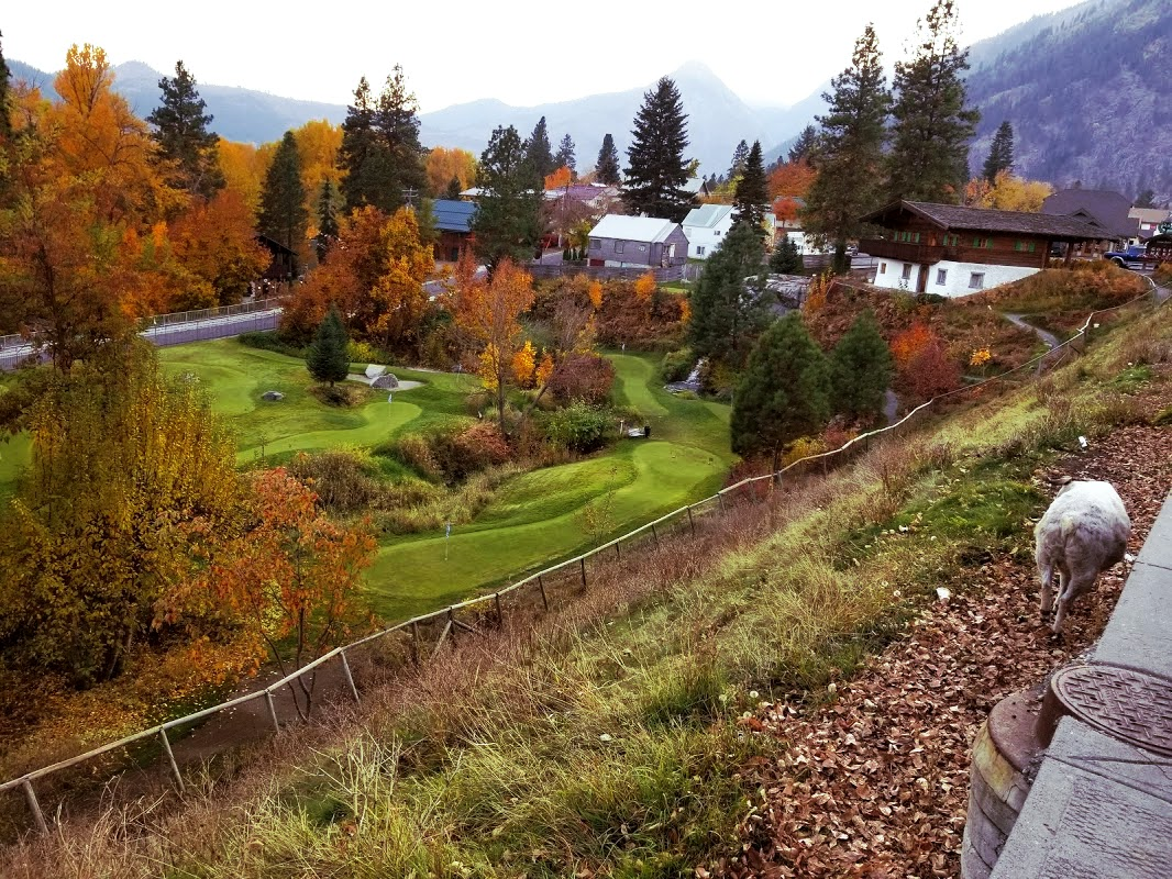 Enzian Inn in Leavenworth, Washington