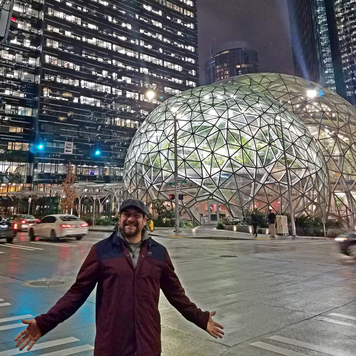 The Seattle Spheres